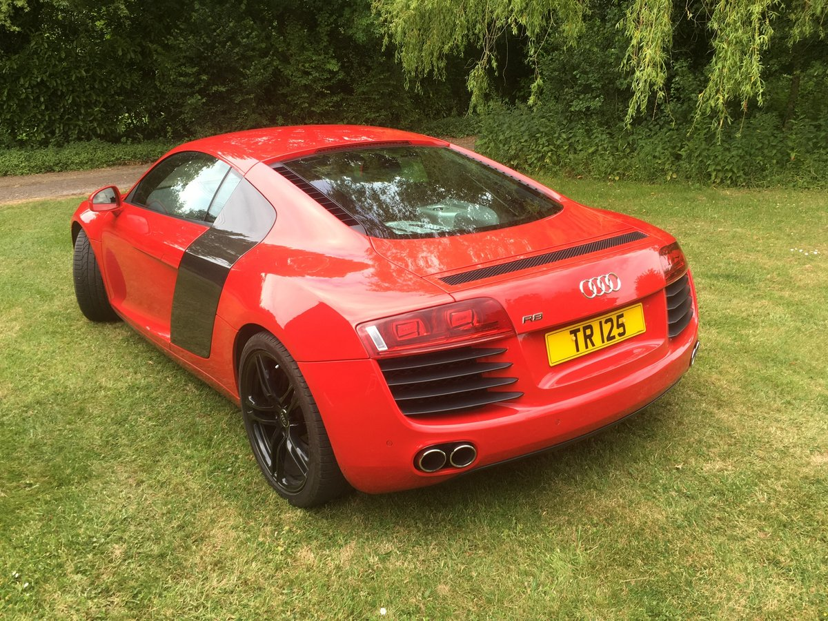 Audi R8 4.2 V8 2011 For Sale (picture 3 of 5)