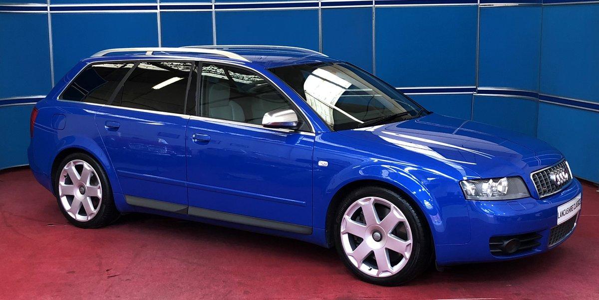 2004 Audi S4 Avant Quattro 4.2 SOLD (picture 1 of 6)