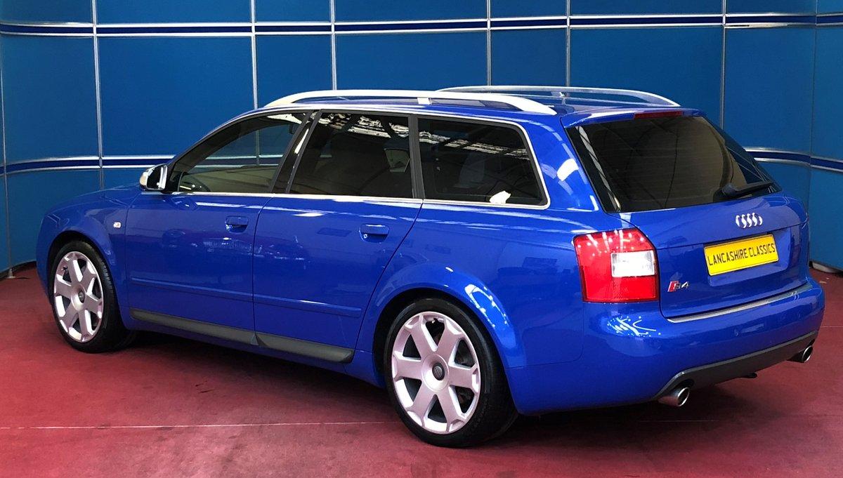 2004 Audi S4 Avant Quattro 4.2 SOLD (picture 2 of 6)