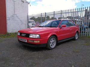 1989 Audi Coupe Quattro 2.2 5cyl  For Sale