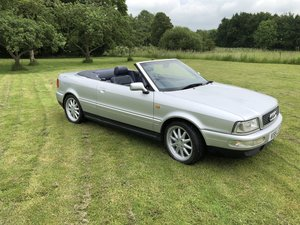 2000 Audi Cabriolet 2.8 Final Edition For Sale