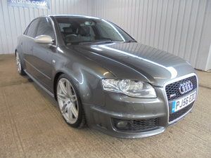 2006 *** AUDI RS4 QUATTRO 4DR - 4163cc - 20th July ***  For Sale by Auction