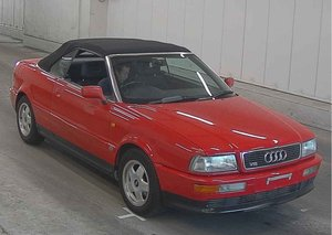 AUDI CABRIOLET 1995 CONVERTIBLE 2.6E * FRESH IMPORT * LOW MI For Sale