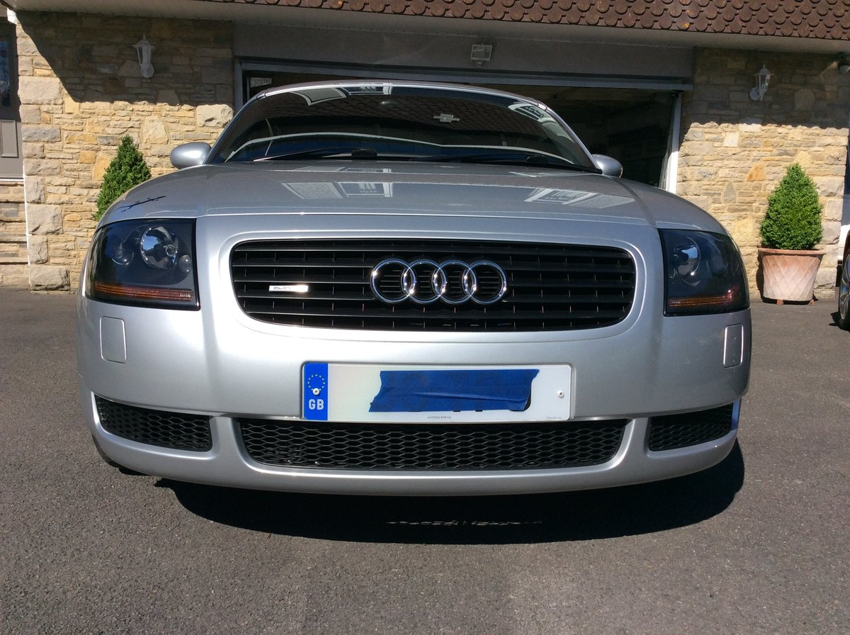 2001 AUDI TT Coupe 180 Quattro Mk1 For Sale (picture 3 of 6)
