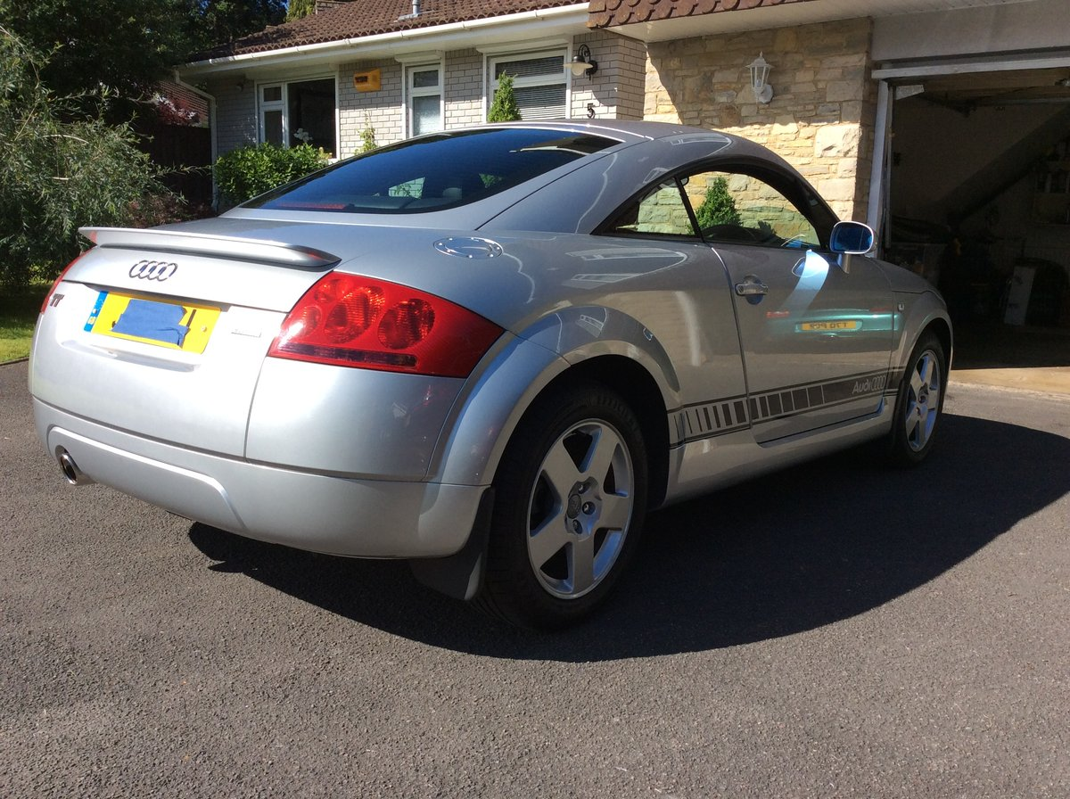 2001 AUDI TT Coupe 180 Quattro Mk1 For Sale (picture 6 of 6)