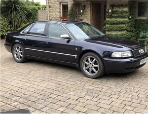 1997 Audi A8 4.2 4 FWD Quattro LWB For Sale