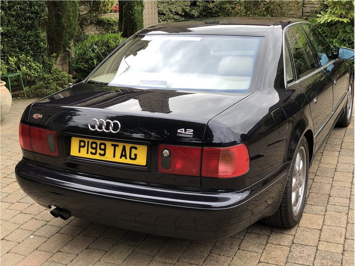 1997 Audi A8 4.2 4 FWD Quattro LWB For Sale (picture 2 of 6)