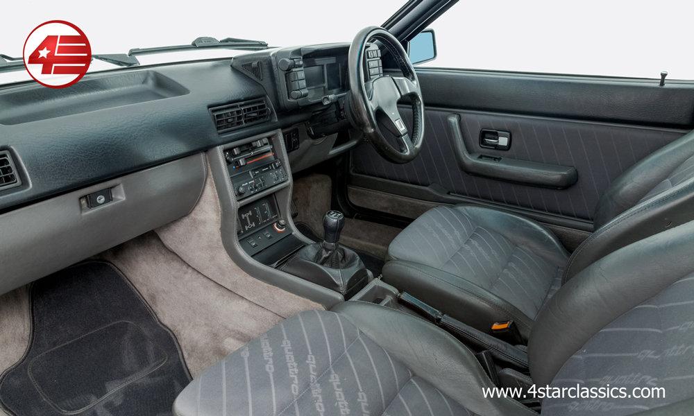 1990 Audi Ur Quattro RR 20v /// UK RHD /// 81k Miles For Sale (picture 4 of 6)