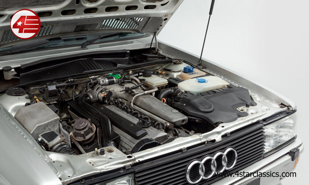 1990 Audi Ur Quattro RR 20v /// UK RHD /// 81k Miles For Sale (picture 6 of 6)