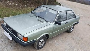 1982 Audi 80 cl 1.6 2 door b2 lhd For Sale