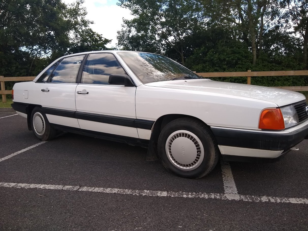 1985 Audi 100 For Auction Friday 12th July For Sale by Auction (picture 6 of 6)