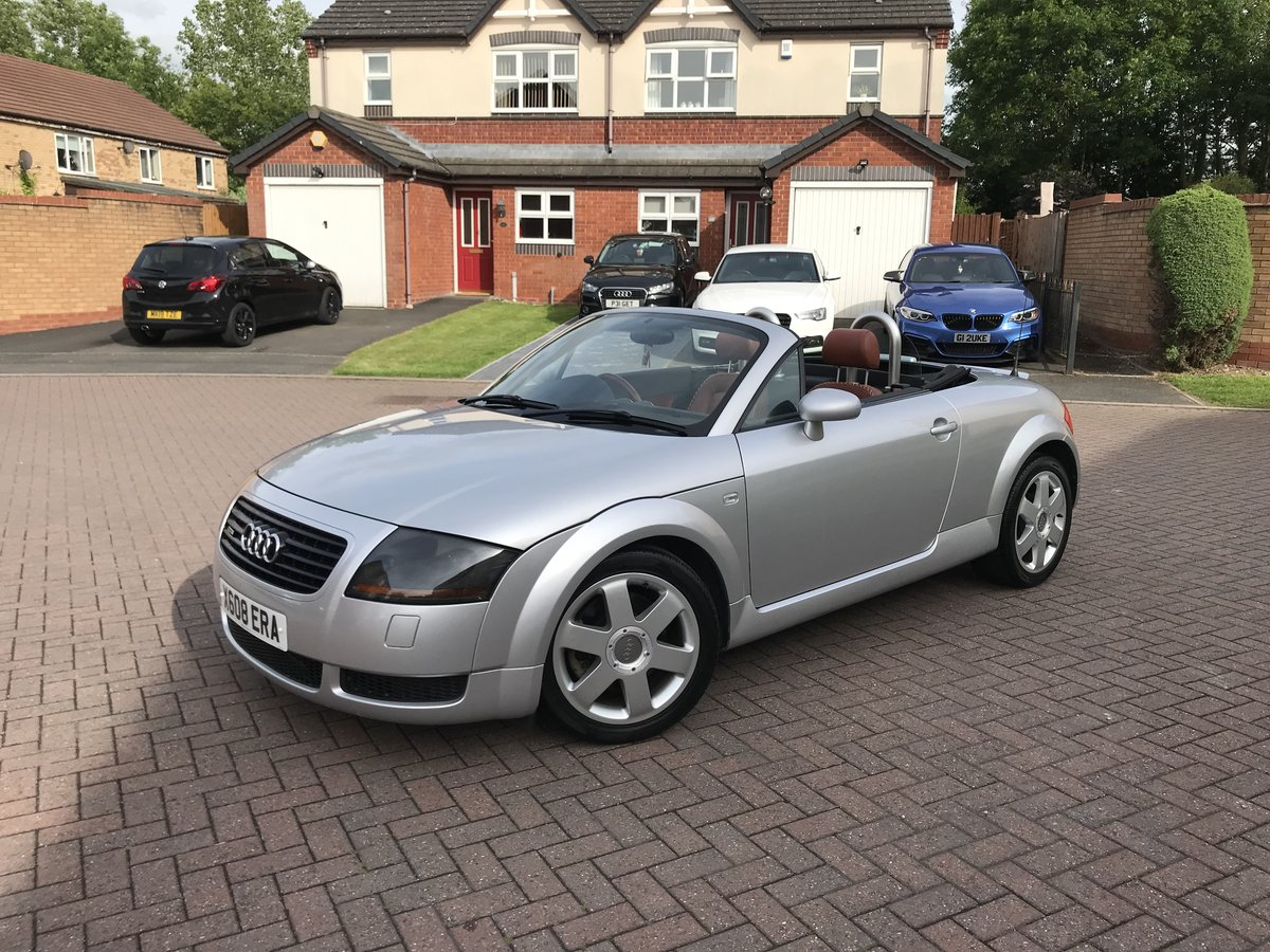2000 Audi TT 225 bhp*Quattro*Rare Baseball Leather Model*100k*VGC SOLD (picture 2 of 6)