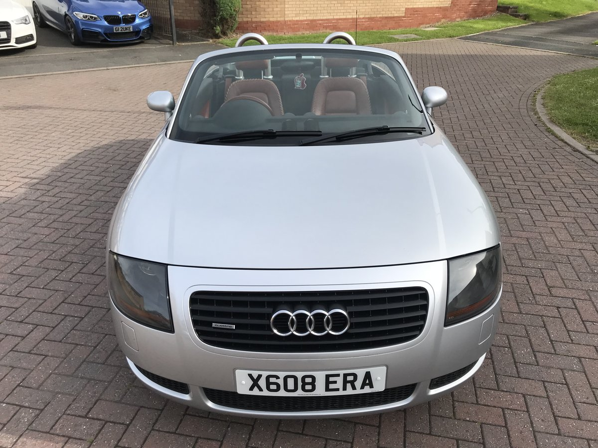 2000 Audi TT 225 bhp*Quattro*Rare Baseball Leather Model*100k*VGC SOLD (picture 3 of 6)