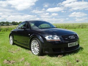 2006 Audi TT Quattro Sport Limited Edition Lightweight For Sale by Auction