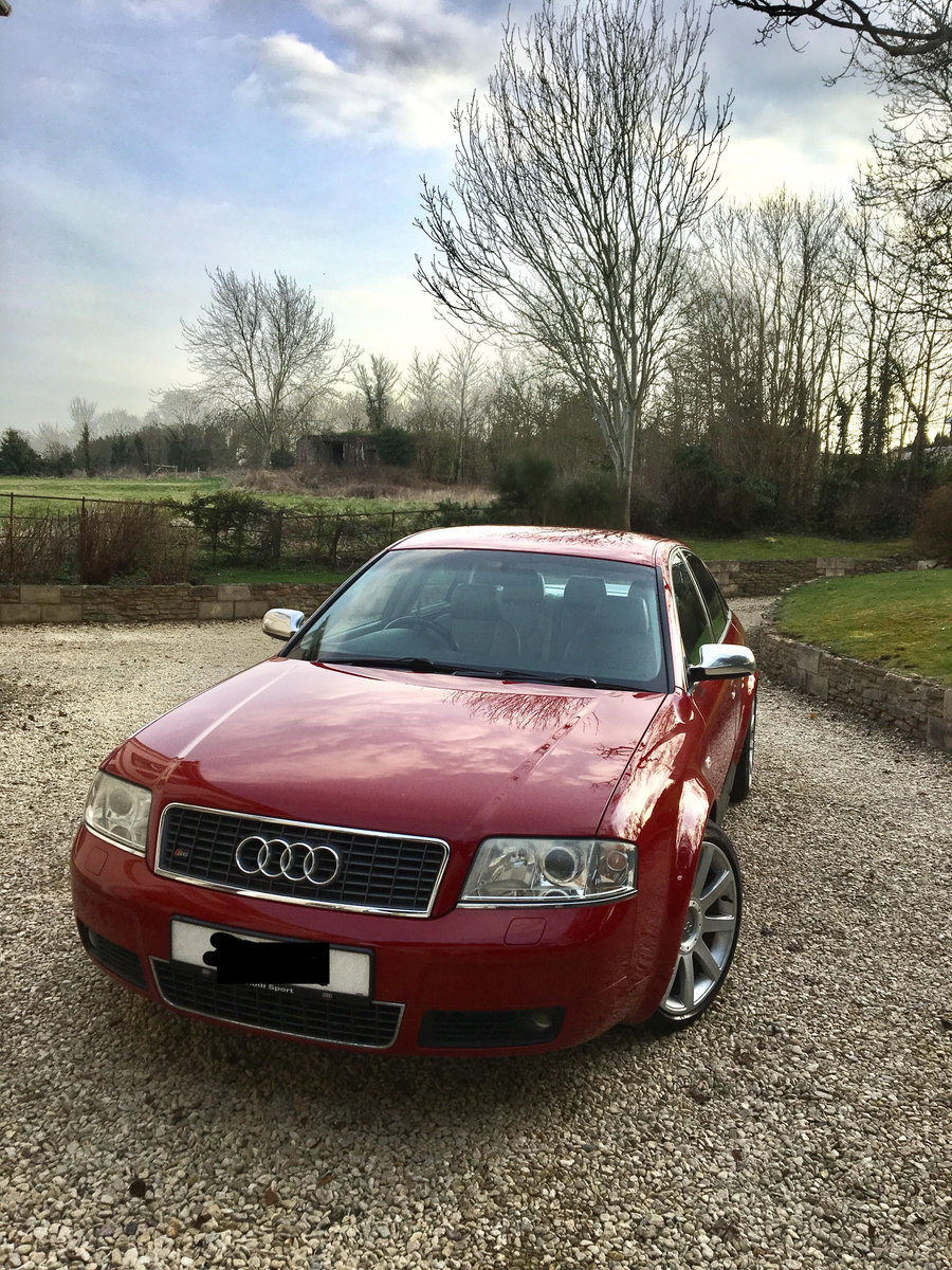2003 Audi S6, 69800miles, Full VW/Audi service history For Sale (picture 2 of 6)