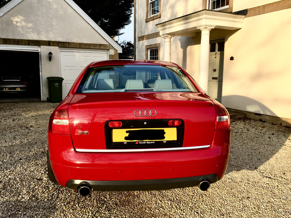 2003 Audi S6, 69800miles, Full VW/Audi service history For Sale (picture 3 of 6)