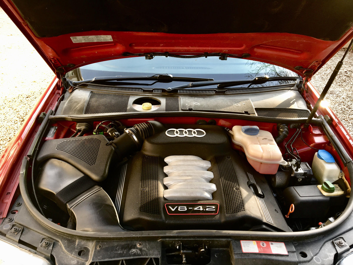 2003 Audi S6, 69800miles, Full VW/Audi service history For Sale (picture 4 of 6)
