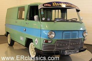Auto-Union 1965 Foodtruck voiture pour publicité For Sale