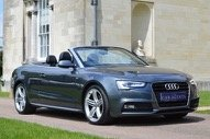2014 Audi A5 Convertible S Line Special Edition - 52,800 Miles For Sale