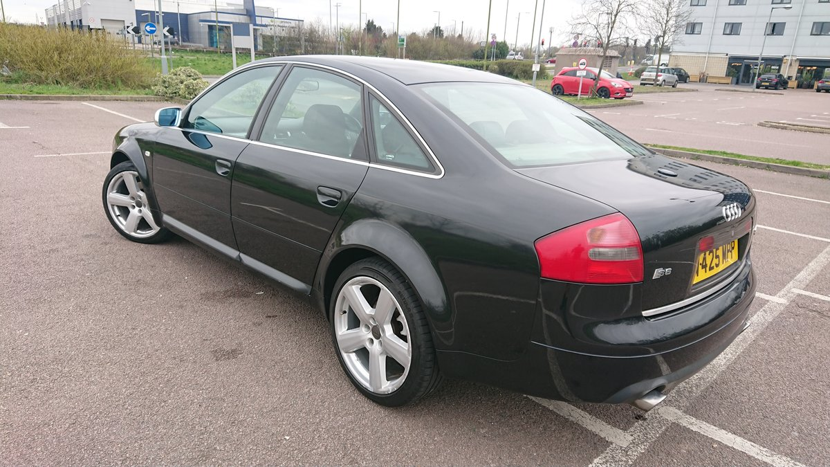 2000 Audi S6 Saloon Saloon (1999 - 2004) C5 4.2 quattro For Sale (picture 2 of 6)