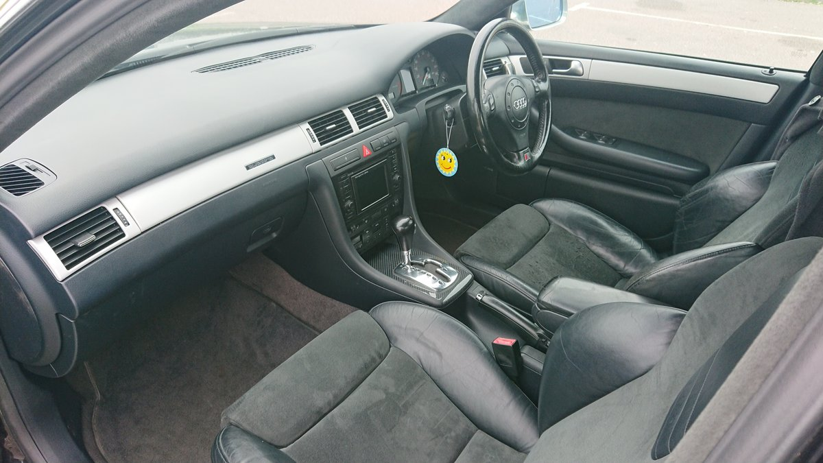 2000 Audi S6 Saloon Saloon (1999 - 2004) C5 4.2 quattro For Sale (picture 4 of 6)
