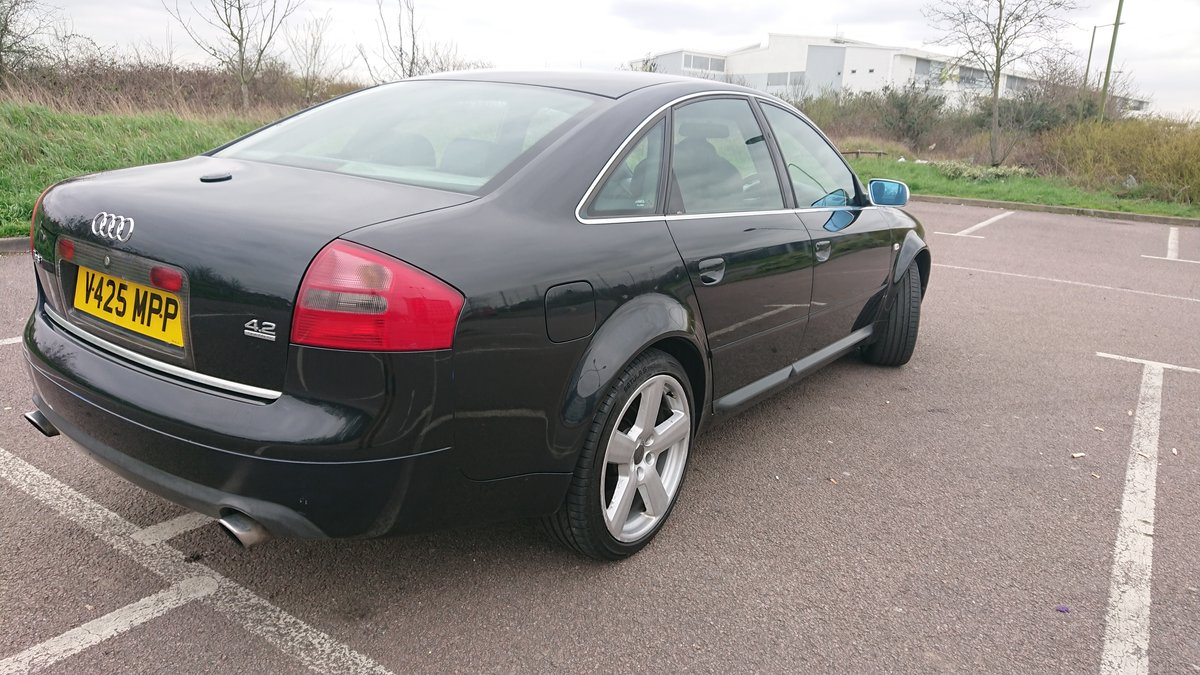 2000 Audi S6 Saloon Saloon (1999 - 2004) C5 4.2 quattro For Sale (picture 6 of 6)