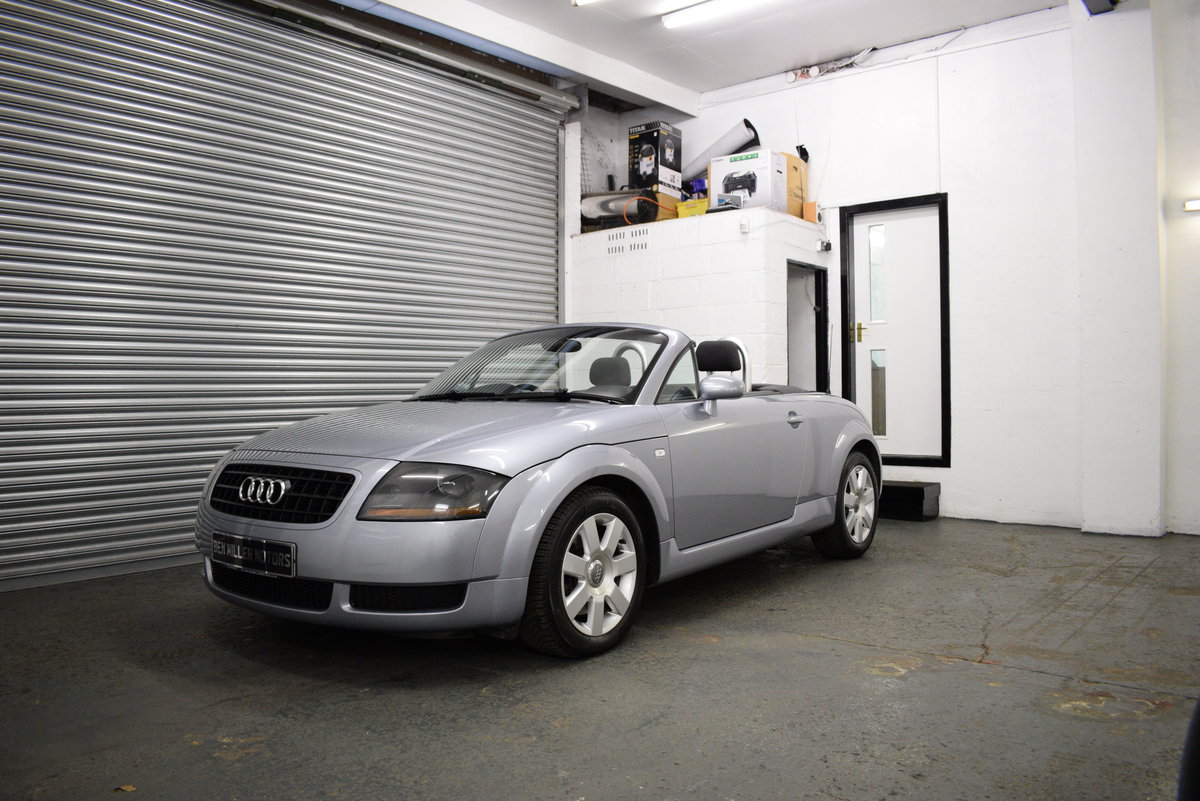 2006 [55] Audi TT 1.8 Turbo Roadster / Convertible Cabriolet For Sale (picture 2 of 6)