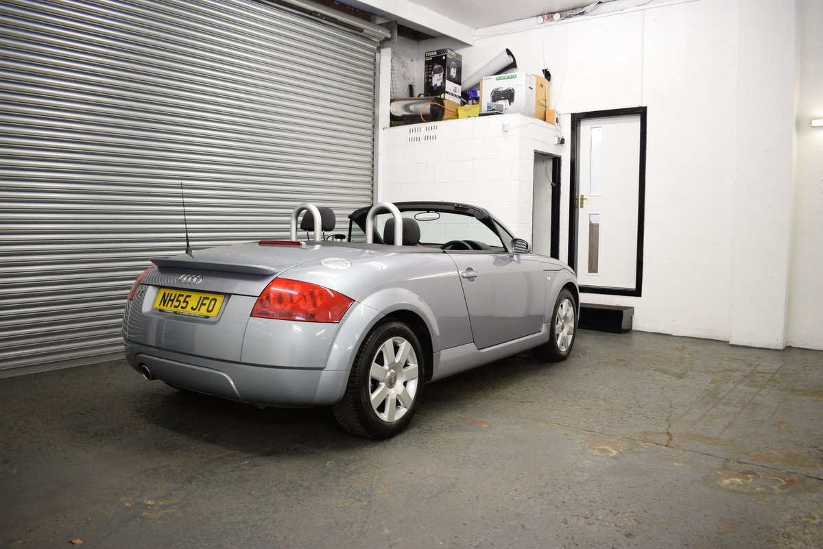 2006 [55] Audi TT 1.8 Turbo Roadster / Convertible Cabriolet For Sale (picture 4 of 6)