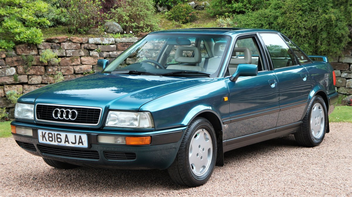 1993 *SOLD* AUDI 80 2.6E - 1 PREVIOUS OWNER For Sale | Car ...