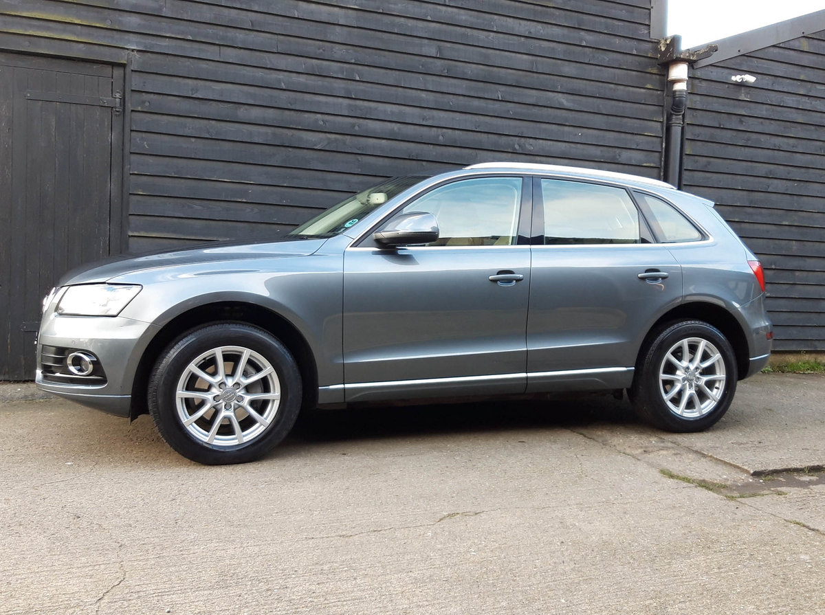 2013 AUDI Q5 2.0 TDI SE QUATTRO S-TRONIC 2 Owner,Fash,New Cambelt For Sale (picture 1 of 6)