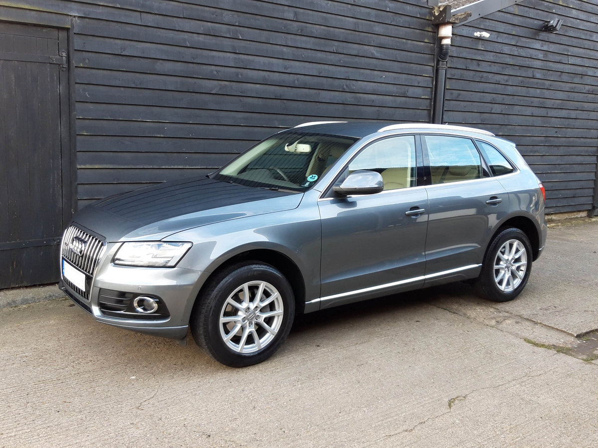 2013 AUDI Q5 2.0 TDI SE QUATTRO S-TRONIC 2 Owner,Fash,New Cambelt For Sale (picture 3 of 6)