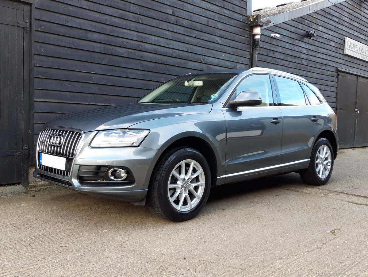 2013 AUDI Q5 2.0 TDI SE QUATTRO S-TRONIC 2 Owner,Fash,New Cambelt For Sale (picture 4 of 6)