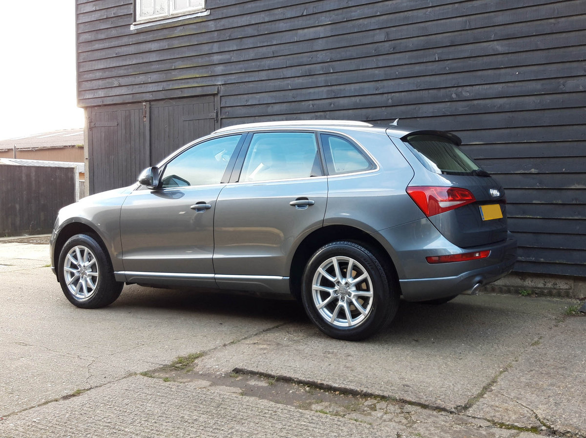 2013 AUDI Q5 2.0 TDI SE QUATTRO S-TRONIC 2 Owner,Fash,New Cambelt For Sale (picture 5 of 6)