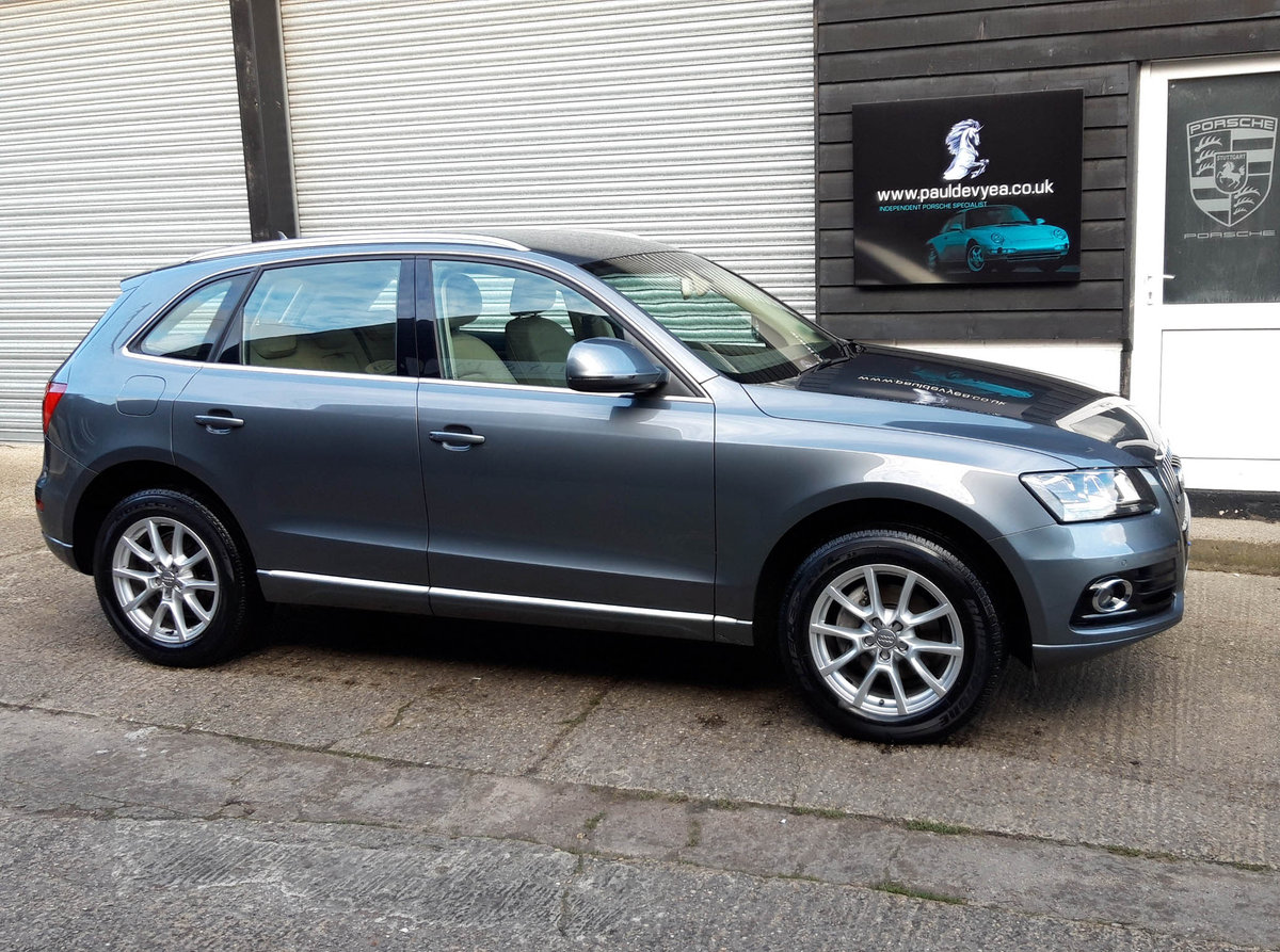 2013 AUDI Q5 2.0 TDI SE QUATTRO S-TRONIC 2 Owner,Fash,New Cambelt For Sale (picture 6 of 6)