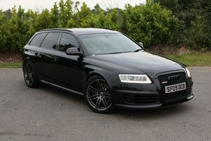2009 audi rs6 avant quattro 5.0 tfsi v10 milltek For Sale