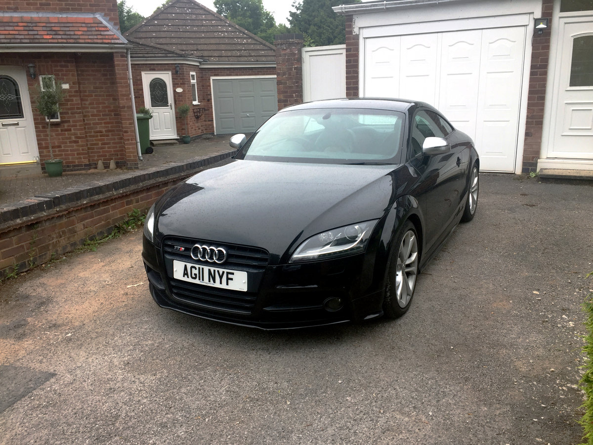 2011 Audi 2.0 TTS Coupe Quattro Manual For Sale (picture 1 of 6)