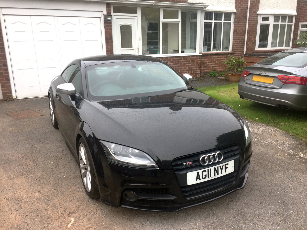 2011 Audi 2.0 TTS Coupe Quattro Manual For Sale (picture 2 of 6)