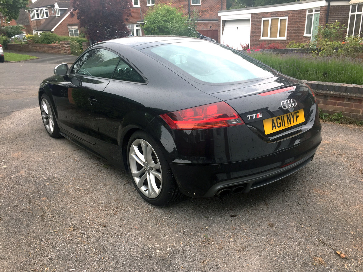 2011 Audi 2.0 TTS Coupe Quattro Manual For Sale (picture 3 of 6)