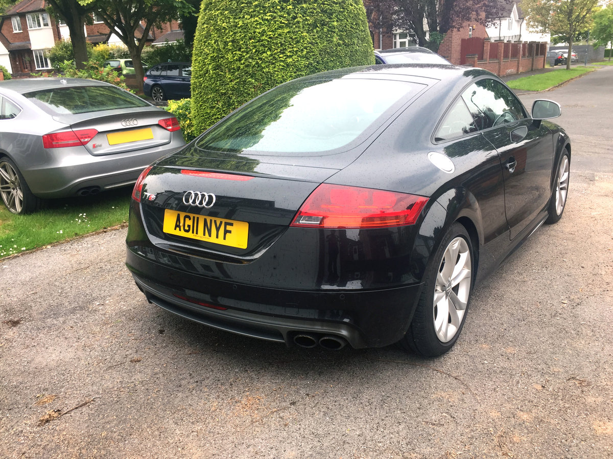 2011 Audi 2.0 TTS Coupe Quattro Manual For Sale (picture 4 of 6)