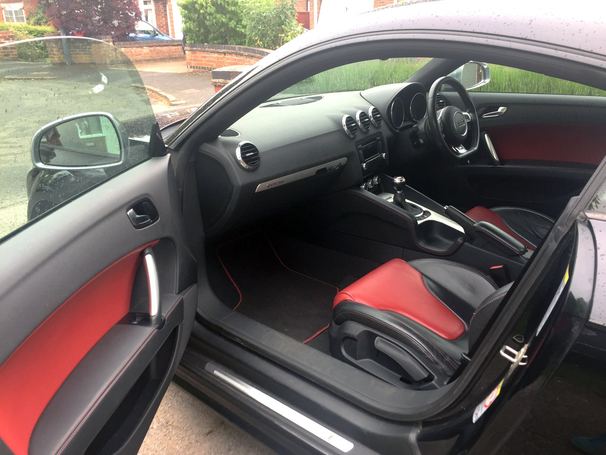 2011 Audi 2.0 TTS Coupe Quattro Manual For Sale (picture 6 of 6)