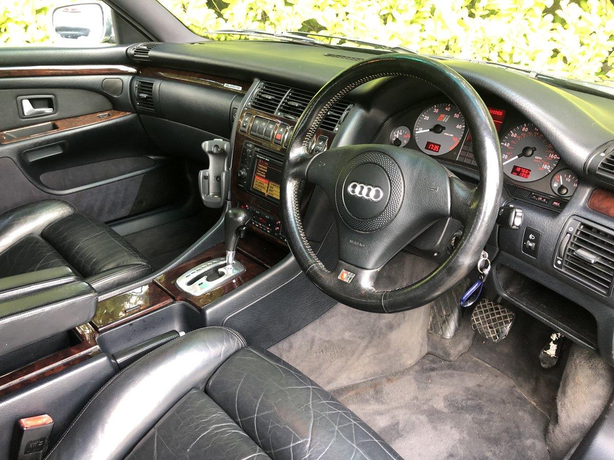 1998 AUDI S8 // 4.2L // QUATTRO // AUTO // 335 BHP // PX SWAP SOLD (picture 6 of 6)