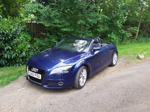 2012 Audi TT Roadster - Need to sell ASAP