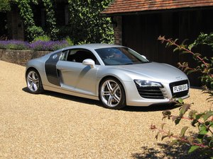 Audi R8 Quattro 1 Owner From New With Only 9,600 Miles