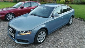 2009 Audi A4 3.0TDI Manual QUATTRO 97k FSH Big Specification For Sale