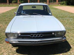1972 Audi 100LS Manual RHD For Sale