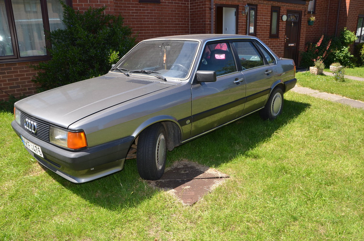 1986 Classic Audi 80, B2 SOLD   Car And Classic