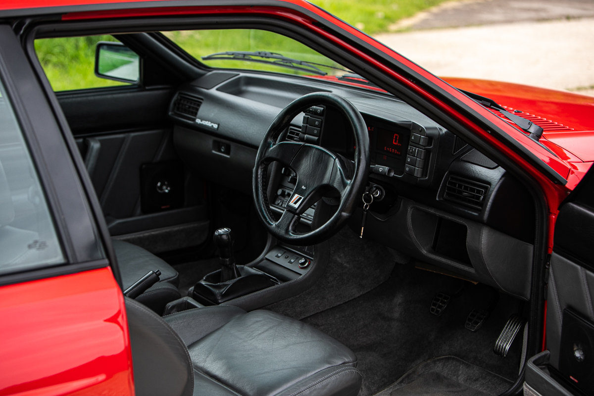 1990 Audi Quattro Turbo 20v RR SOLD by Auction (picture 4 of 6)