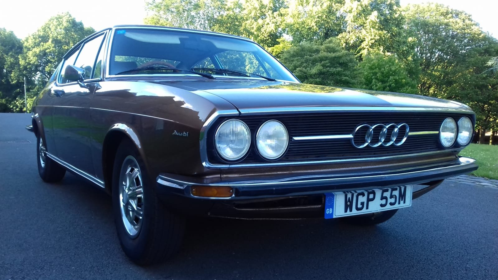 1974 Audi 100 S Coupe Automatic For Sale (picture 6 of 6)