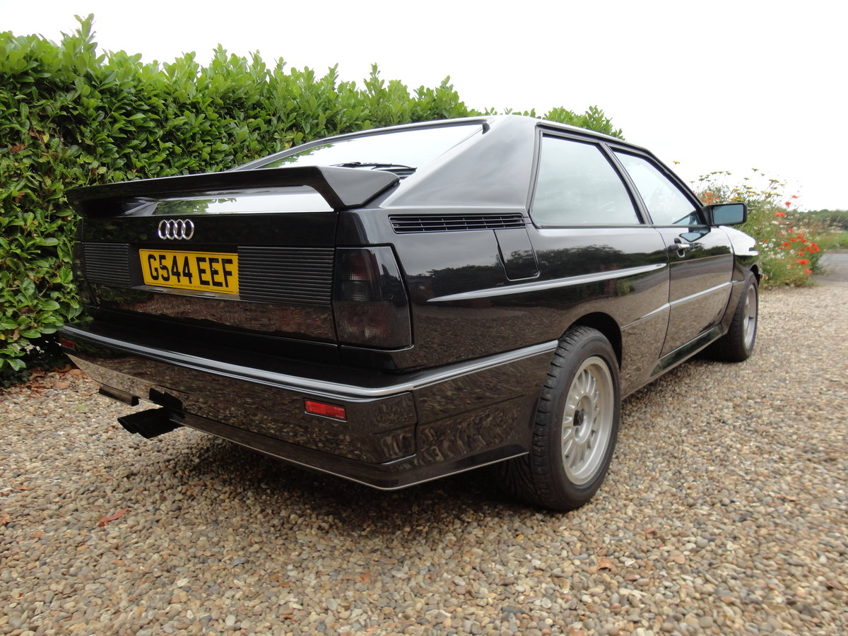 1990 Audi RR 20v ur Quattro For Sale (picture 1 of 6)
