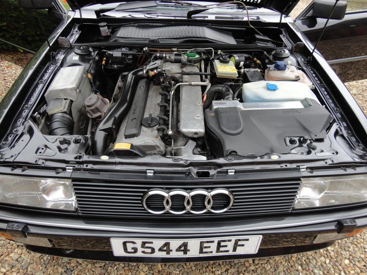 1990 Audi RR 20v ur Quattro For Sale (picture 4 of 6)